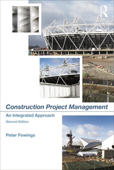 Construction Project Management An Integrated Approach book cover