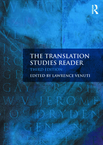 The Translation Studies Reader book cover