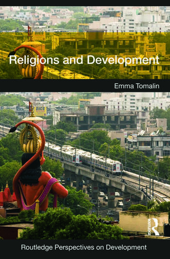 Religions and Development book cover