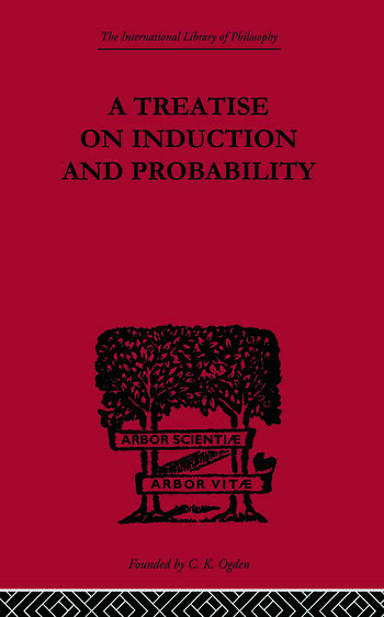 A Treatise on Induction and Probability book cover