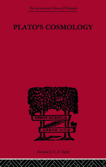 Plato's Cosmology The Timaeus of Plato book cover