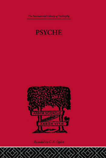 Psyche The cult of Souls and the Belief in Immortality among the Greeks book cover