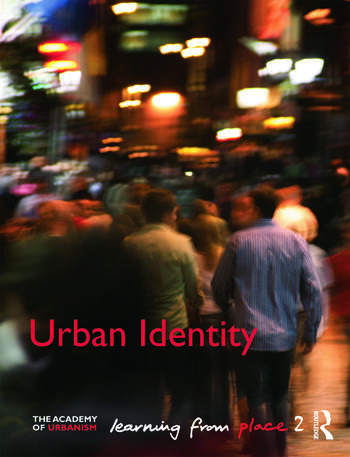 Urban Identity Learning from Place book cover