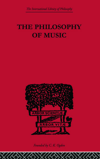 The Philosophy of Music book cover