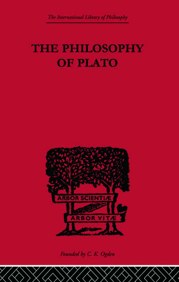 The Philosophy of Plato book cover