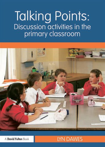 Talking Points: Discussion Activities in the Primary Classroom book cover