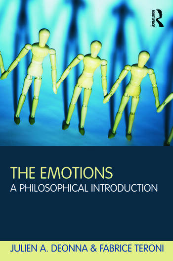 The Emotions A Philosophical Introduction book cover