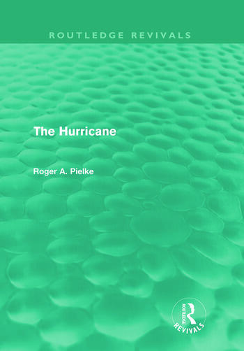 The Hurricane (Routledge Revivals) book cover