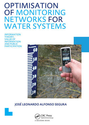 Optimisation of Monitoring Networks for Water Systems book cover