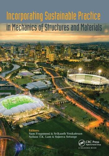 Incorporating Sustainable Practice in Mechanics and Structures of Materials book cover