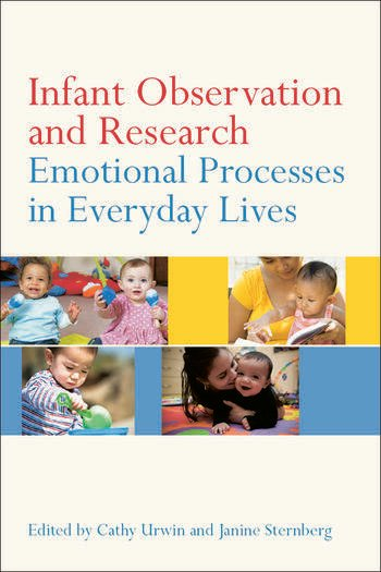 Infant Observation and Research Emotional Processes in Everyday Lives book cover