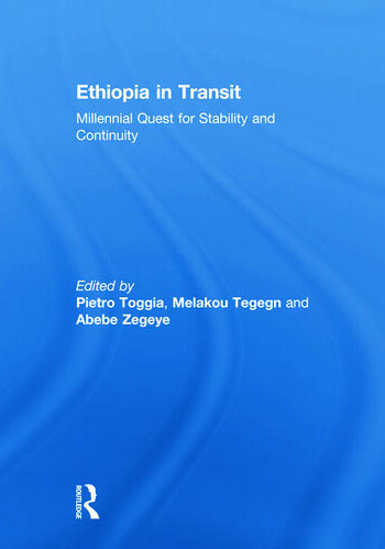 Ethiopia in Transit Millennial Quest for Stability and Continuity book cover