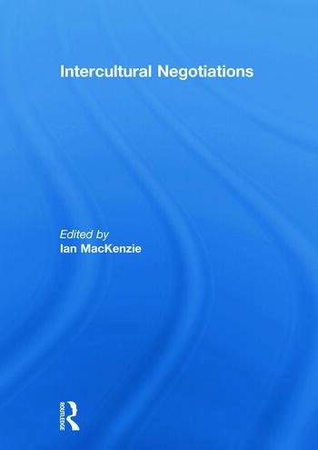 Intercultural Negotiations book cover