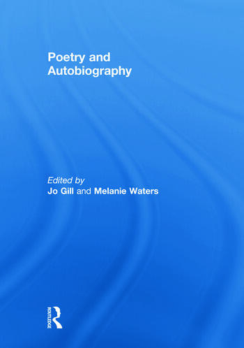 Poetry and Autobiography book cover