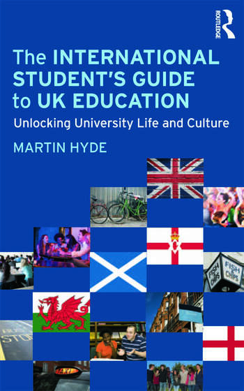 The International Student's Guide to UK Education Unlocking University Life and Culture book cover