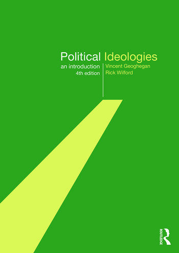 Political Ideologies An Introduction book cover