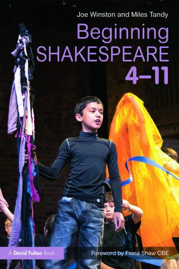 Beginning Shakespeare 4-11 book cover