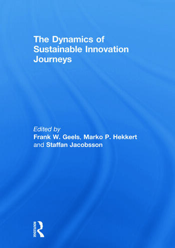 The Dynamics of Sustainable Innovation Journeys book cover