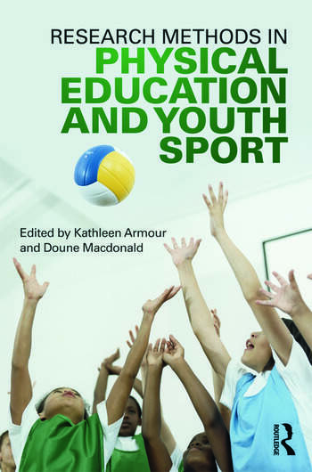 Research Methods in Physical Education and Youth Sport book cover