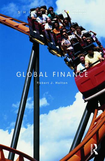 Global Finance book cover