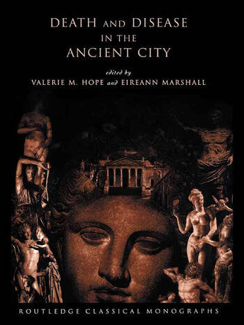 Death and Disease in the Ancient City book cover