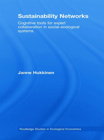 Sustainability Networks Cognitive Tools for Expert Collaboration in Social-Ecological Systems book cover