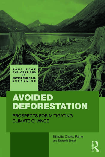 Avoided Deforestation Prospects for Mitigating Climate Change book cover