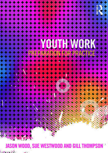 Youth Work Preparation for Practice book cover
