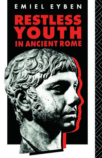 Restless Youth in Ancient Rome book cover