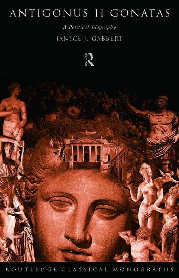 Antigonus II Gonatas A Political Biography book cover