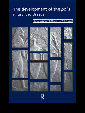 The Development of the Polis in Archaic Greece book cover