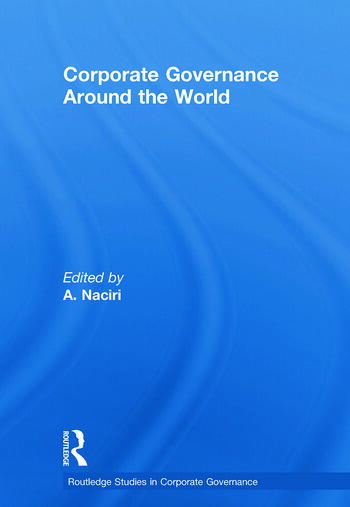 Corporate Governance Around the World book cover