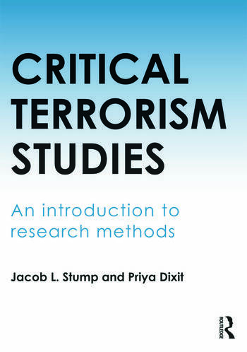 Critical Terrorism Studies An Introduction to Research Methods book cover
