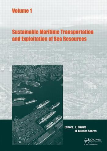 Sustainable Maritime Transportation and Exploitation of Sea Resources book cover