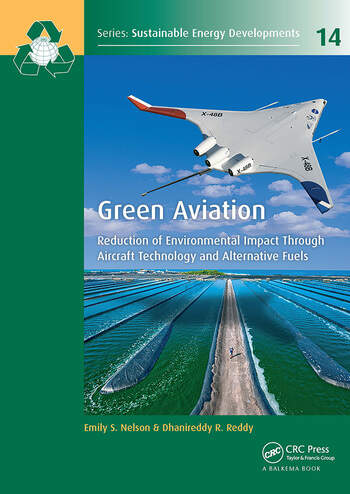 Green Aviation Reduction of Environmental Impact Through Aircraft Technology and Alternative Fuels book cover