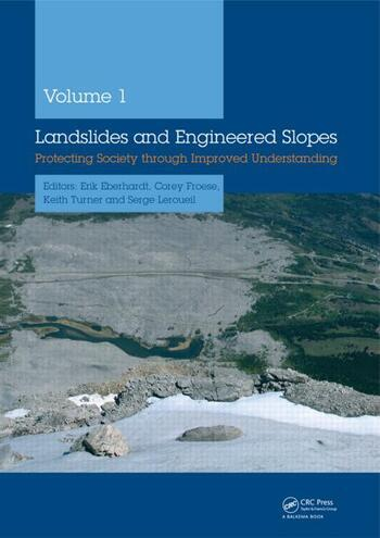 Landslides and Engineered Slopes, 2 Volume Set +CDROM Protecting Society through Improved Understanding book cover