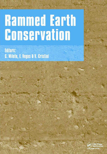 Rammed Earth Conservation book cover
