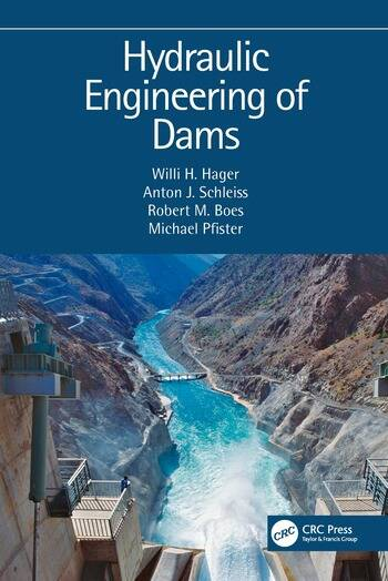 Hydraulic Engineering of Dams book cover