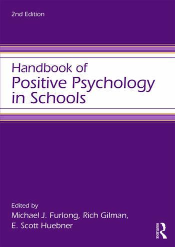 Handbook of Positive Psychology in Schools book cover