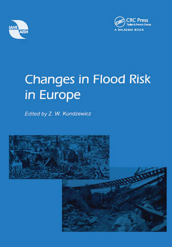 Changes in Flood Risk in Europe book cover