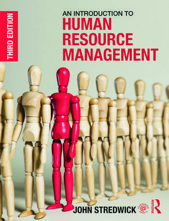 An Introduction to Human Resource Management book cover