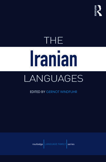 The Iranian Languages book cover