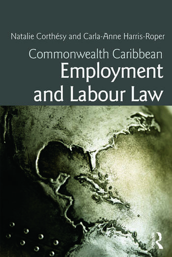 Commonwealth Caribbean Employment and Labour Law book cover