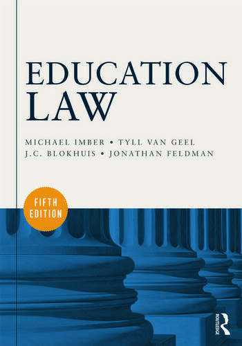 Education Law book cover