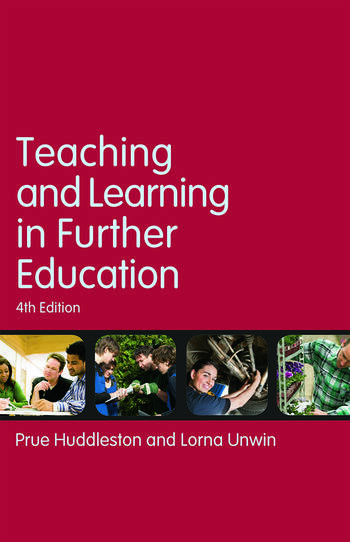 Teaching and Learning in Further Education Diversity and change book cover