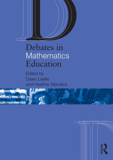 Debates in Mathematics Education book cover