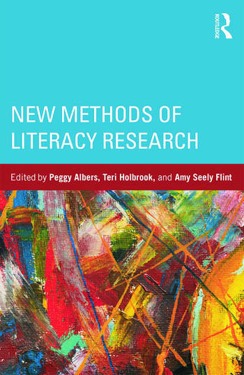 New Methods of Literacy Research book cover