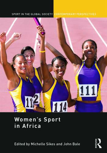 Women's Sport in Africa book cover