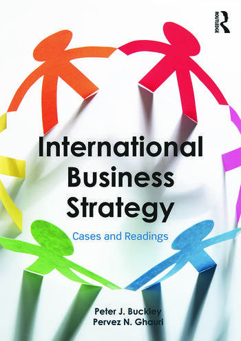 International Business Strategy Theory and Practice book cover