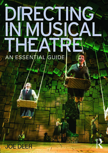 Directing in Musical Theatre An Essential Guide book cover